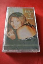 Back to Broadway by Barbra Streisand Cassette 1993 Import Canada Tape NEW