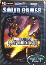 Warlords BattleCry 3 III PC New Sealed in Box