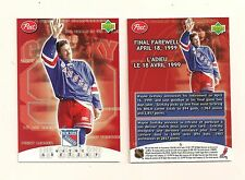 1999-2000 Upper Deck / Post Cereal Wayne Gretzky #6