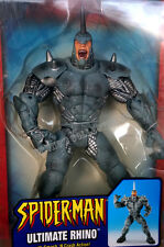 Marvel Legends Spider Man Classics Ultimate Rhino Action Figure Toy Biz