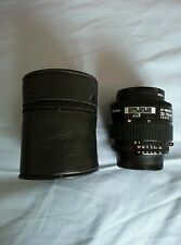Nikon Nikkor 35-70mm f3.3-4.5 AF ZOOM LENS JAPAN MADE & CUSTODIA LEICA
