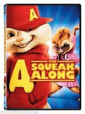 Alvin and the Chipmunks The Squeak Along (DVD, 2010)