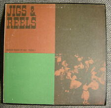 FOLKWAYS RECORDS (FW 8826) Jigs & Reels Volume 2-PLUS CD-R-Eastern Square Dance