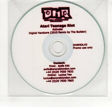 (GP394) Atari Teenage Riot, Activate - 2010 DJ CD