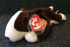 1997 TY Beanie Baby Bruno the Terrier Dog Retired