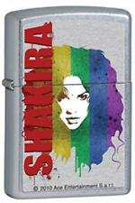 Zippo 28028 shakira pop art chrome Lighter