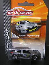 Majorette 1:64 Metal DieCast model - Renalt Megane Trophy V6