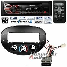 Pioneer Car Radio Stereo CD Player Dash Install Mounting Kit Harness Antenna
