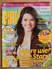 BRAVO GIRL 9 - 13.4. 2011 Mode Beauty V. Hudgens + Bilderrahmen + Astro-Special