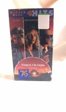 Tequila Sunrise Warner Bros VHS Movie Rated R Drama New Sealed 1998