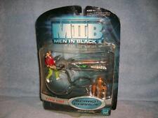 Men in Black II MIB 2 Scrad & Charlie Defense Blaster Tri-Pod Alien 2002 Hasbro2