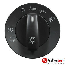VW interruptor de luz faros interruptor golf 5 jetta Passat Touran 1k0941431as nuevo