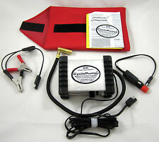 CyclePump Expedition Motorcycle Air Compressor Inflater Kit BestRest Cycle Pump