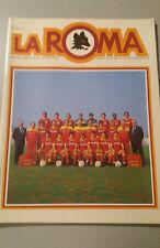 RIVISTA LA ROMA N. 54 del ottobre 1988 ottimo stato