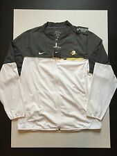 Nike Oregon Ducks Flash Hybrid Jacket Grey/ White Men's Size XL