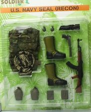 "21st Century Toys 1/6 12"" U.S. Vietnam Navy Seal (Recon) UNIFORM SET NEW!!"
