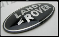 LAND ROVER DISCO DISCOVERY 3 SUPERCHARGED REAR BACK DOOR HANDLE BLACK BADGE