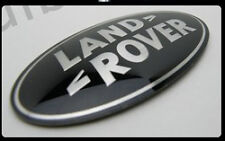 LAND ROVER DISCO DISCOVERY 4 SUPERCHARGED REAR BACK DOOR HANDLE BLACK BADGE