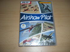 AIRSHOW PILOT Aerobatic Competition Pc Add-On Flight Simulator X 2004 FS2004 FSX