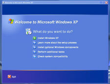 Microsoft Windows XP Professional SP2 32-Bit REINSTALL Digital CD!