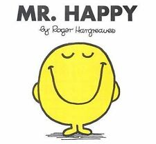 Mr. Happy (Mr. Men and Little Miss) Hargreaves, Roger Paperback