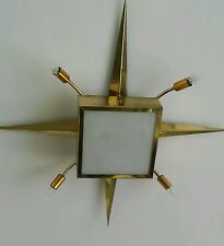 Mid Century Modern Majestic lamp Exterior Ceiling Light