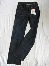 Replay Damen Blue Jeans Stretch Denim W26/L36 normal waist regular fit flare leg