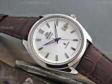 Orient Uhr Titanium Automatik Herrenuhr Sapphireglas, Datum FER2F004W0