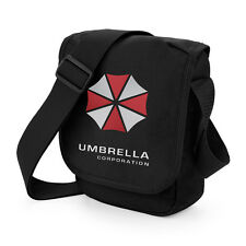 Resident Evil Umbrella Corporation Mini Messenger Shoulder Bag Geeky Gamer