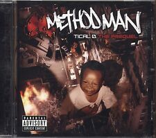 METHODMAN - Tical o: the prequel - CD 2004 NEAR MINT CONDITION