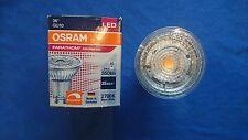LED-Lampe OSRAM PARATHOM PAR16 50 36°, 4,6 Watt, Warm White 2700K, dimmbar, neu