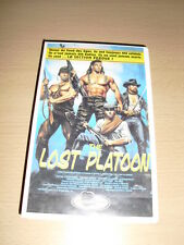the lost platoon VHS