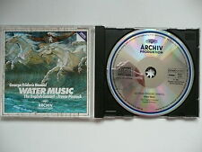 Pinnock conducts Handel Water Music English Concert Archiv 410 525 CD