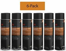 (6-Pack) 3M 03584 Professional Grade Rubberized Undercoating 16 oz New Free Ship