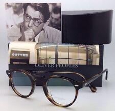 OLIVER PEOPLES Eyeglasses GREGORY PECK OV 5186 1003 45-23 Round Cocobolo Frames