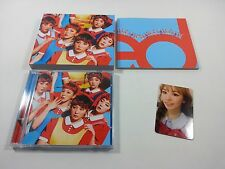 Red Velvet 1st Album [The Red] CD Booklet Wendy photocard K-POP Opened SM Idol