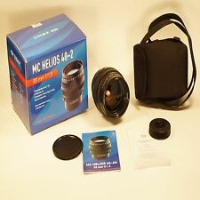 Helios-40-2 85 mm f/1.5 MC Lens for M42 Camera. Brand new