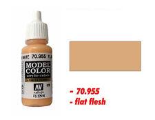 Vallejo Color - Flat flesh 018