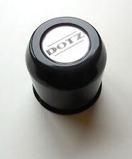 1 X DOTZ WHEEL Center Cap ZO5010D Dotz Dakar h103mm Black ?139.7 Mitsubishi 4x4