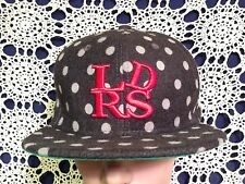 LEADERS LDRS  New Era 59Fifty Fitted Polka Dot Cap Hat 7 1/2