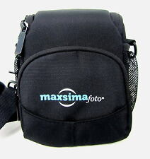 Maxsimafoto Camera Case for Samsung EX1,NV7,EX2F or NX10 with 20-50mm lens
