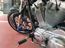 Papa's Bike Sillicon Gear Shift Pedal Cover For Harley-Davidson - Blue