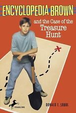 Encyclopedia Brown Ser.: Encyclopedia Brown and the Case of the Treasure Hunt...