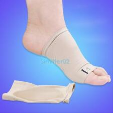 Gel Plantar Arch Support Sleeve Insoles Flatfoot Socks Heel Cushion Shoe-pad New