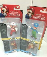 "*Nintendo Super Mario Bros 2.5"" Action Figure Set (Diddy, Donkey, Mario + Luigi)"