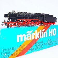 Marklin AC HO 1:87 German DB BR-50 Heavy Goods Train STEAM LOCOMOTIVE NMIB`80!