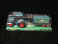 THE FARM WORLD POWER EXPRESS TRUCK TRACTOR # 2368-6 NEW