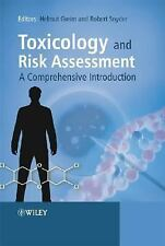 Toxicology and Risk Assessment: A Comprehensive Introduction-ExLibrary