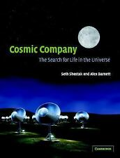 Cosmic Company: The Search for Life in the Universe-ExLibrary