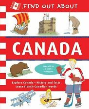 Find Out About Canada (Find Out about Books)